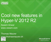 Cool new Windows Server 2012 R2 features