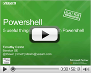 5 Useful things you can do with PowerShell