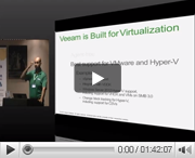 Veeam On Tour Live Webcast Full Version
