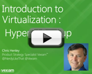 Introduction to virtualization: Hyper-V Backup