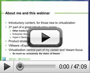 Introduction to Virtualization: VMware Backup