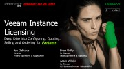 Instance Licensing 201: Deep Dive into Configuring, Quoting, Selling and Ordering