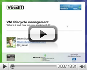 What is VM Lifecycle management and how can you implement it
