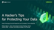 A Hacker's Tips for protecting your data