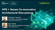 HPE+Veeam Co-innovation