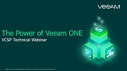 The power of Veeam ONE or why this tool is essential for VCSP