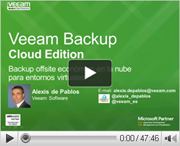 Introducción Veeam Backup Cloud Edition - #1 VM Backup is now cloud ready!