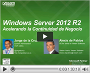 Windows Server 2012 R2 - Acelerando la Continuidad de Negocio