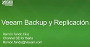 Veeam Backup&Replication v8