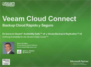 Veeam desvela NUEVA fucionalidad – Veeam Cloud Connect