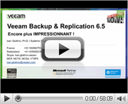 Veeam Backup&Replication v6.5.