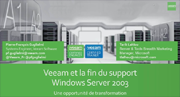 Fin de support Windows 2003 : à l'aide !