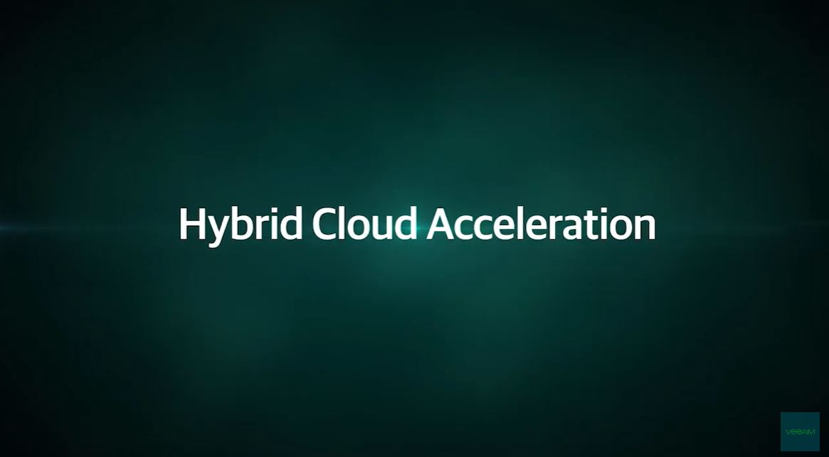 5-min demo: Hybrid Cloud Acceleration
