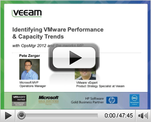 Identifying Performance & Capacity Trends in VMware