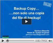 Backup Copy…non solo una copia del file di backup!