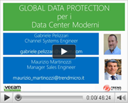 Global Data Protection per i Moderni Datacenter