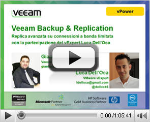 Veeam Backup & Replication e repliche su WAN