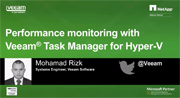 Task manager for Hyper-V (Middle East/India+SAARC)
