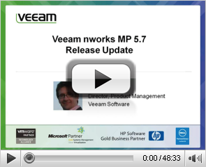 Veeam Management Pack™ (MP) release 5.7