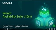 Veeam Availability Suite — co nowego w wersji v10a