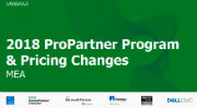 Veeam ProPartner Briefing Q1-2018: on our way to $1Bln (Middle East)