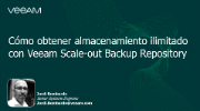 Como conseguir almacenamiento ilimitado con Veeam Scale out Backup Repository