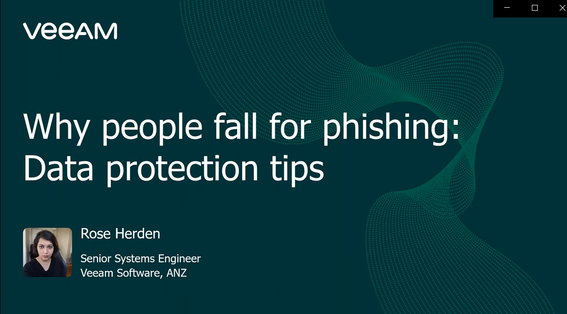 Why people fall for phishing: data protection tips