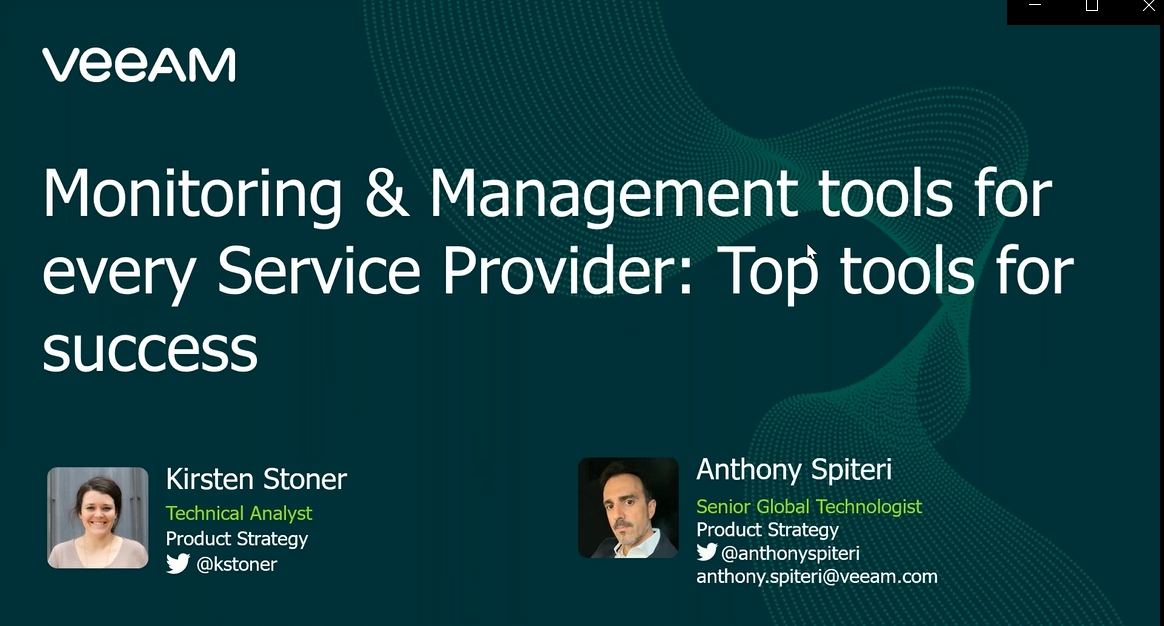 Monitoring & Management for Service Providers: Top Tools & Practices for Success