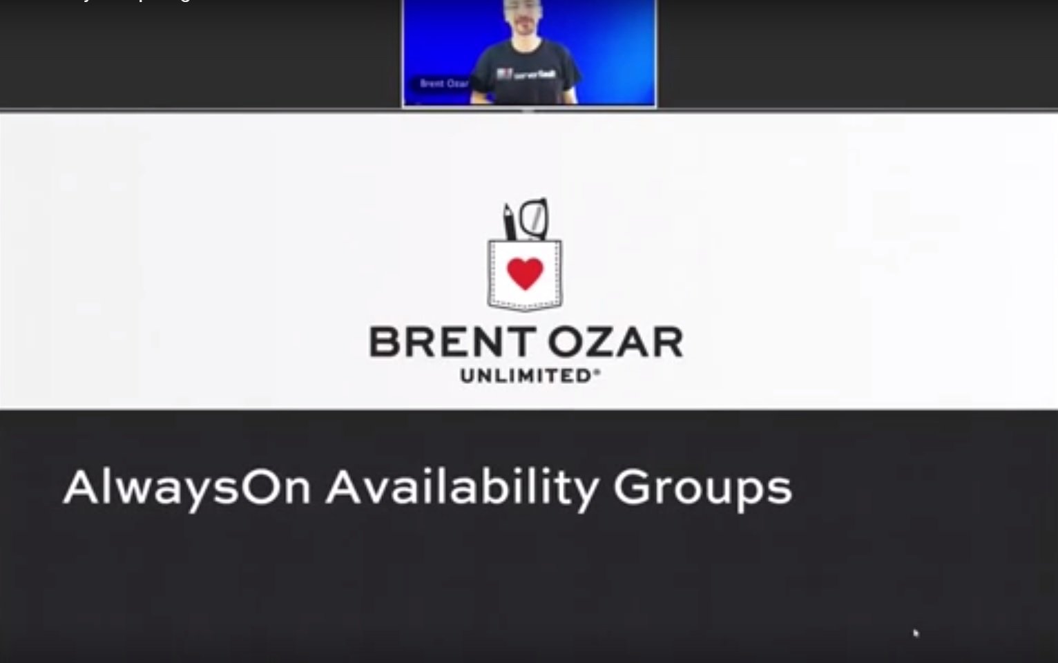 Are AlwaysOn Availability Groups Right for You? With Brent Ozar.