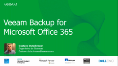 Veeam Backup for Microsoft Office 365