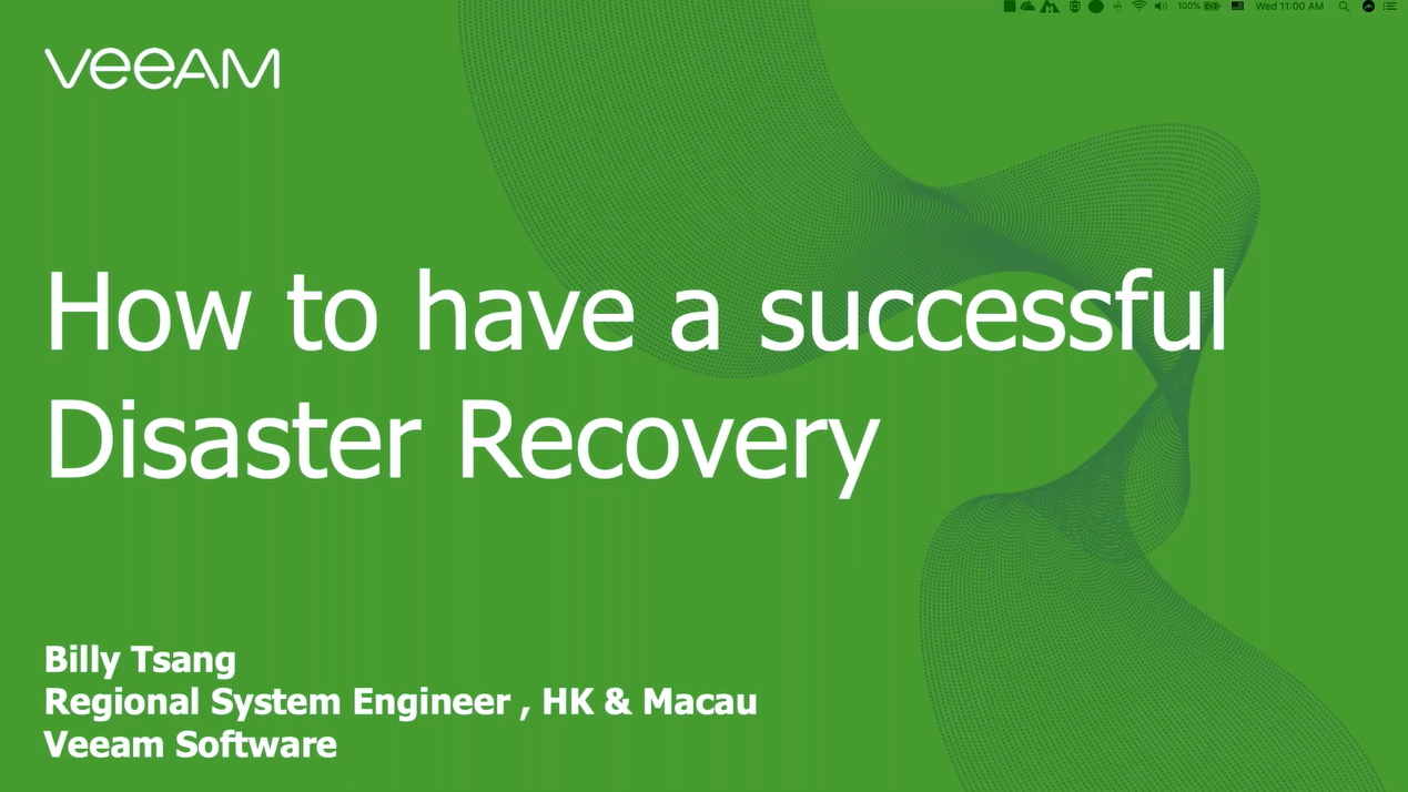 How to Have a Successful Disaster Recovery