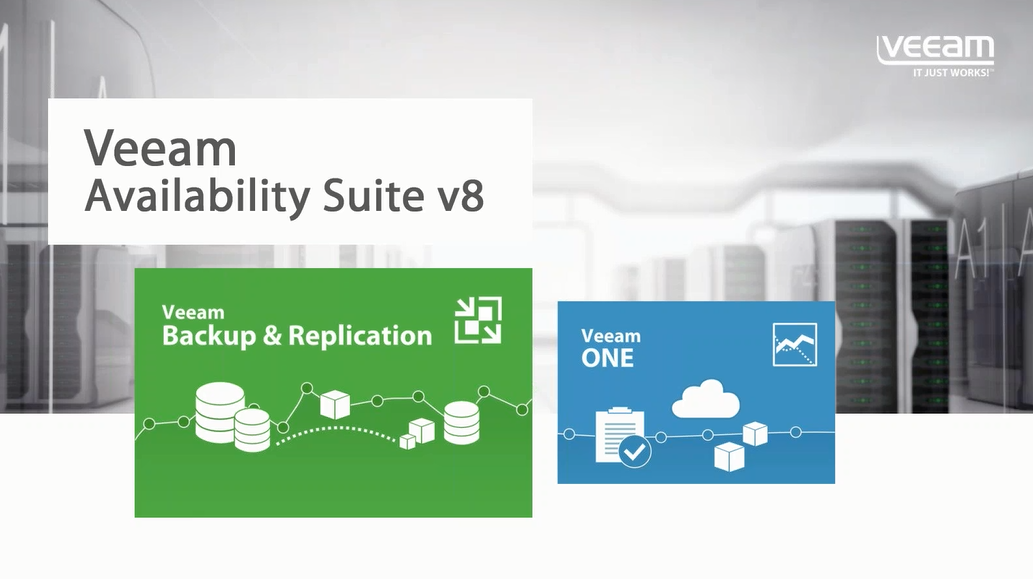 Veeam & Tintri on Data Storage and Accessibility Solutions