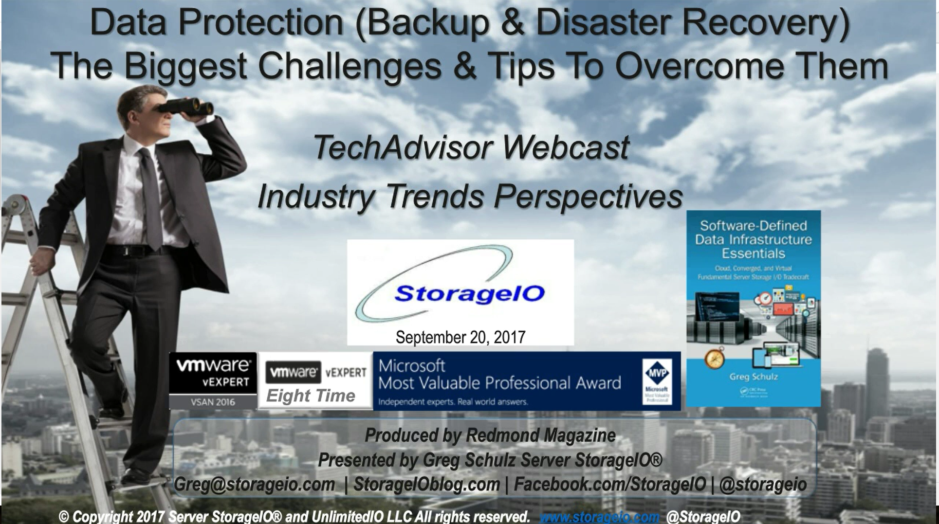 Tips for Moving from Backup to Full Disaster Recovery