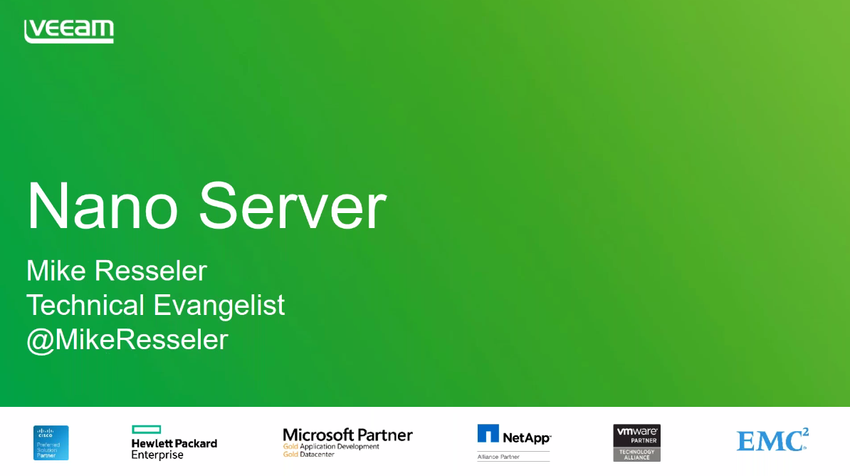 Everything You Need to Know about Microsoft Nano Server