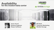 Modern Data Protection with Veeam – Bridging the Availability Gap