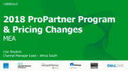 Veeam ProPartner Briefing Q1-2018: on our way to $1Bln (South Africa)