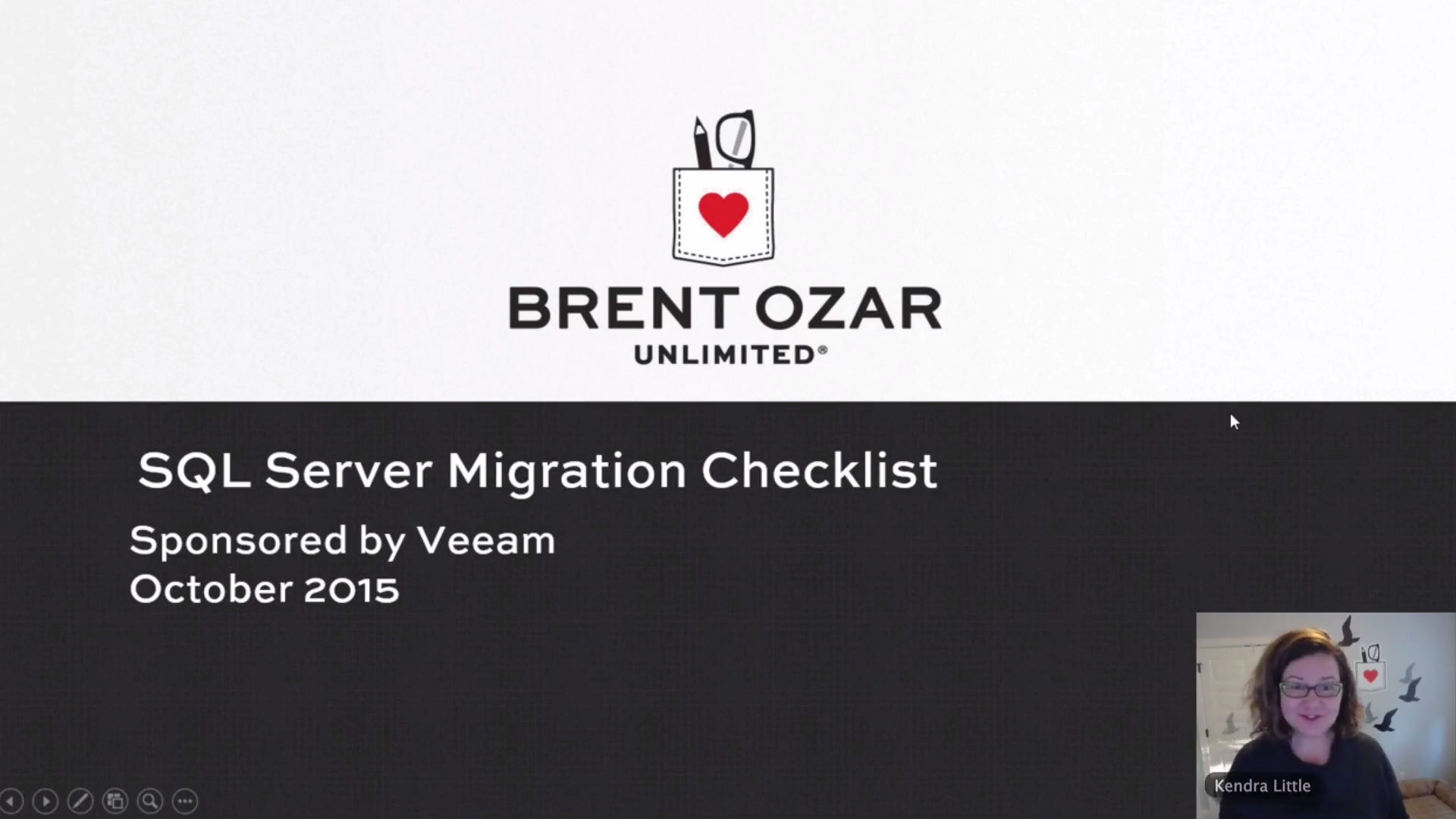 SQL Server 2005 Migration Checklist