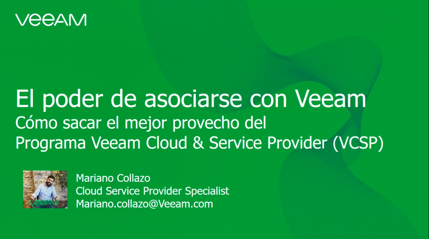 VCSP Enablement Series Q2 LATAM
