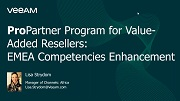 New enhancements to the ProPartner Program for Veeam Value-Added Resellers in Africa