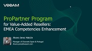 ProPartner Program for Veeam Value-Added Resellers