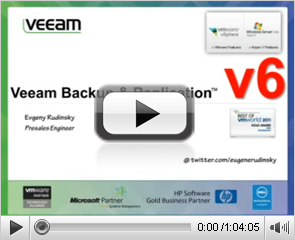Veeam Backup & Replication VMware и Hyper-V в одном решении