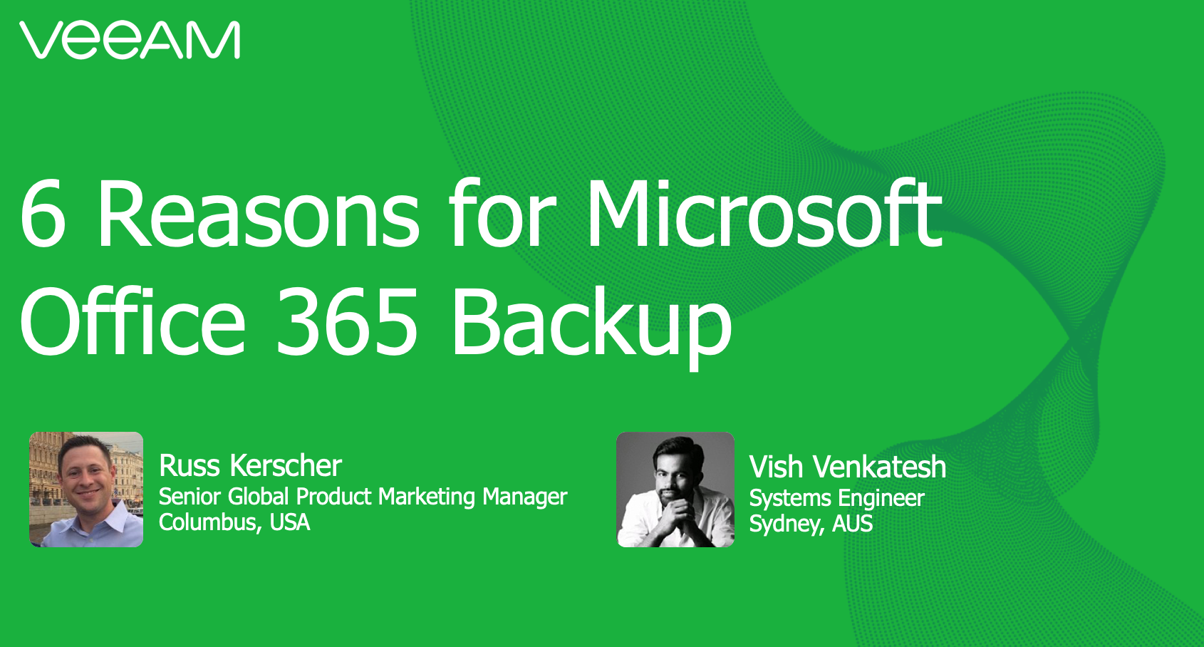 Six reasons for Microsoft Office 365 backup