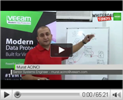 White board Session. Upgrade to Veeam Backup & Replication v7
