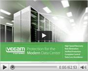 Veeam Backup Best Practices