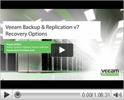 Veeam Backup & Replication v7 R2. Recovery Options.