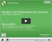 Veeam B & R v7 Administration - Demo Series 1.