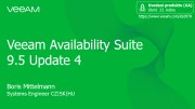 Veeam Availability Suite 9.5 Update 4