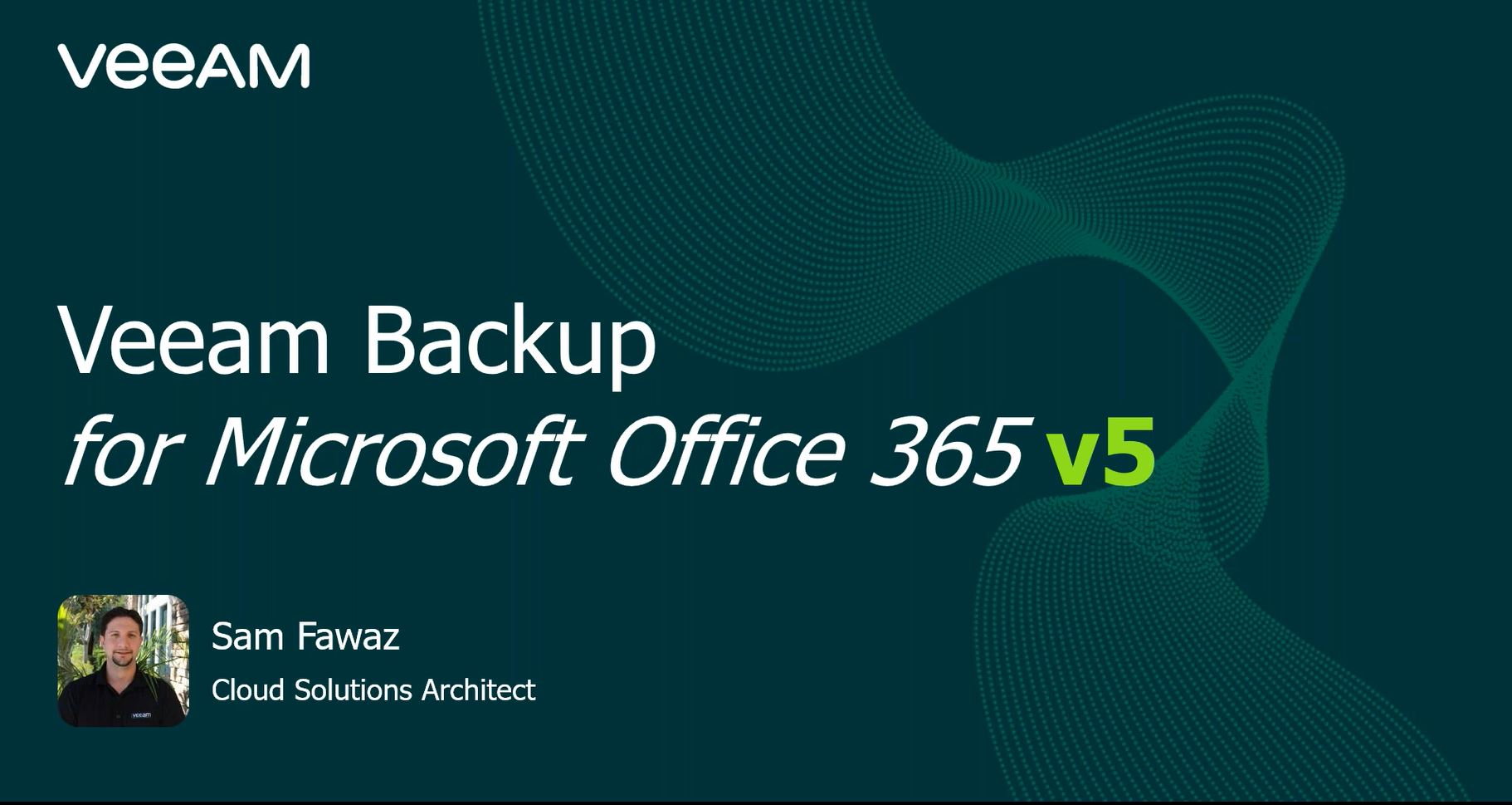 VCSP Technical Enablement Series: Increase your Veeam MRR by offering Microsoft Office 365 BaaS