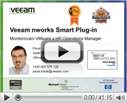 Veeam Smart Plug-in™ for VMware