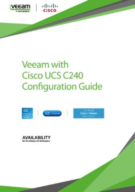 Cisco C240 Deployment Guide